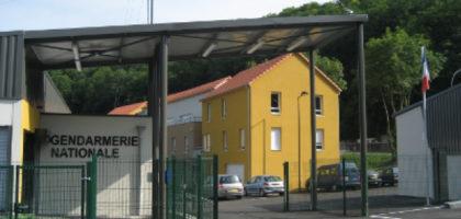 Construction d'une gendarmerie Herimoncourt