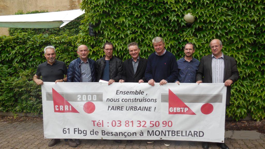 Membres du Comité Directeur