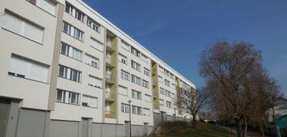 Rénovation énergétique de 121 + 92 logements  – La Chiffogne à Montbéliard