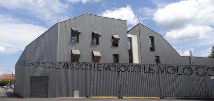 Réhabilitation de l'ancien cinéma en salles de musiques actuelles «Le Moloco» à Audincourt