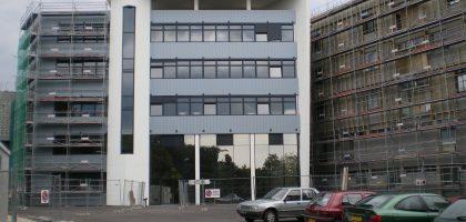 Restructuration du centre hospitalier à Lure
