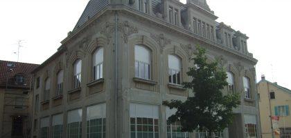 Réhabilitation et restructuration de l'ancienne clinique Lucine à Audincourt