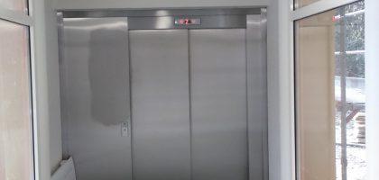Création d'un ascenseur à l'EHPAD de Pont de Roide