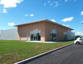 L'ARENA  Nouveau complexe sportif «Futsal» à Montbéliard