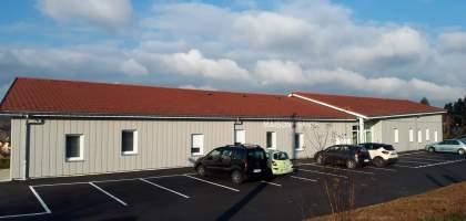 Construction d'une maison de santé à Grand charmont