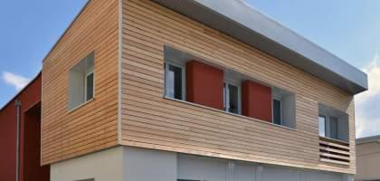 Réhabilitation d'un bâtiment de soins Soli'cités à Audincourt