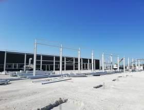 Construction de cellules artisanales Middle tech 3 & 4 à Brognard et Allenjoie