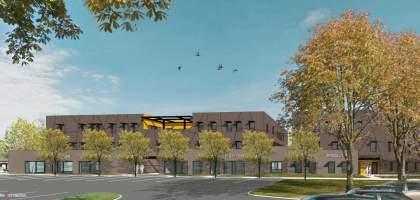 Construction d'une maison de santé pluridisciplinaire à Belfort