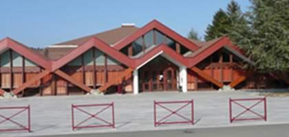 Réhabilitation de la grande salle du centre culturel et polyvalent de Mandeure